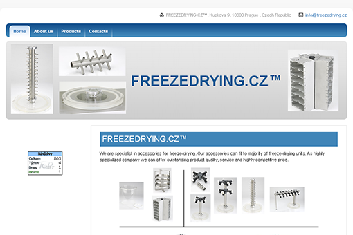 freezedrying.cz
