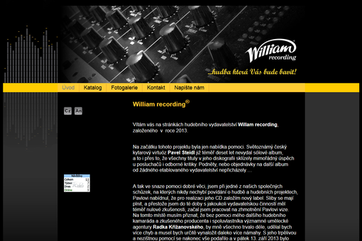 williamrecording.com